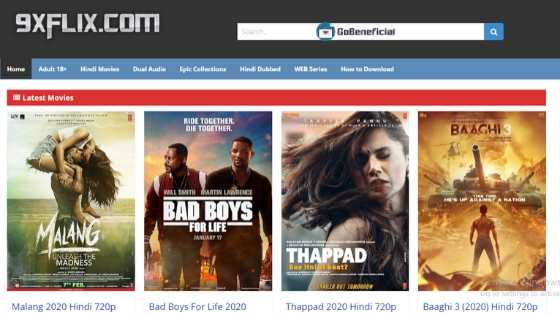 9x flix hindi movie download site