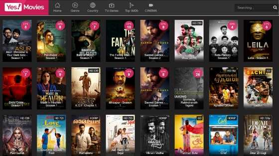 Tv shows and web series download website