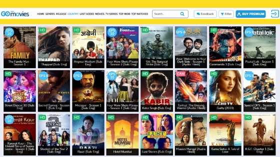 Gomovies download 300mb free movies