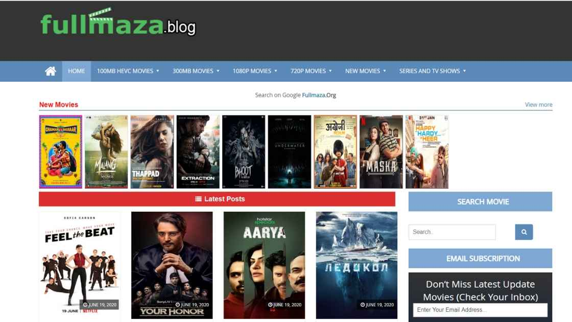 Full maza movie site