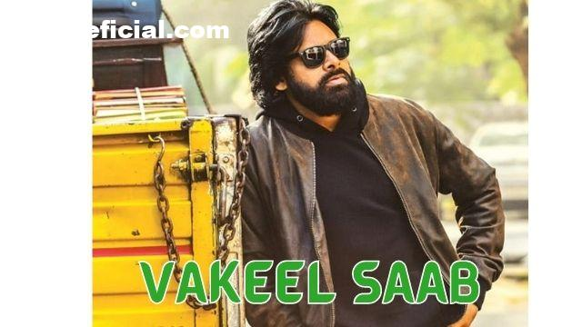 Vakeel saab Telugu movie download