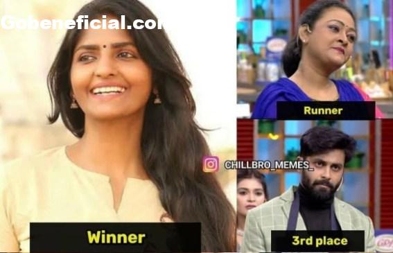 Cooku With Comali 2 Grand Finale: Winner & Runner Ups Leaked Check