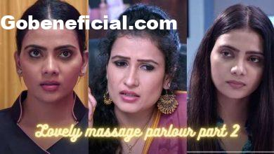 Lovely massage parlour part 2