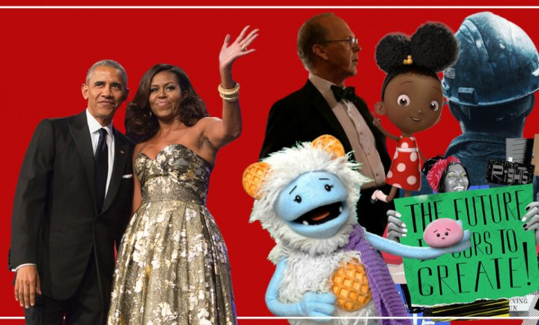 Every Obama (Higher Ground Productions) Movie & TV Show Coming Soon to Netflix